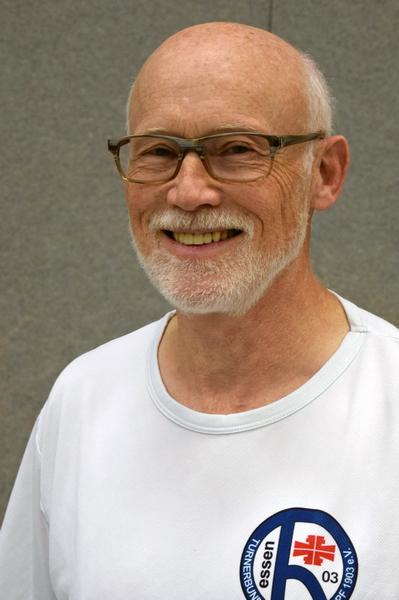 Wolfgang Krämer - Übungsleiter - Jedermänner